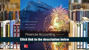 audiobook financial accounting j david spiceland for kindle