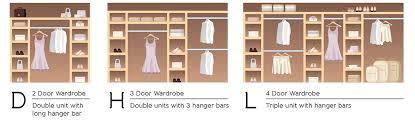Wardrobe Interior Accessories Interior Options