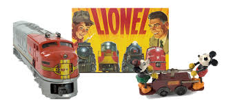 lionel trains national toy hall of fame