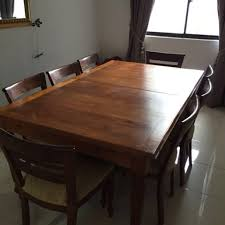 extendable teak dining table extendable teak dining table home furniture furniture tables