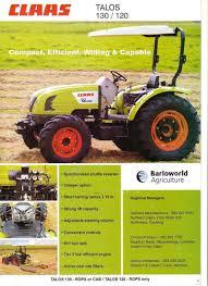 claas talos 130 tractor u0026 construction plant wiki fandom