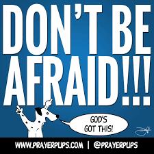 Afraid Meme - do not be afraid christian meme christian cartoons from prayer