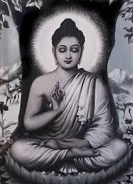 beautiful sitting buddha poster the bodhi tree ebay