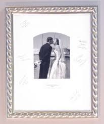 wedding autograph frame rashawn s italian themed weddings can be popular with