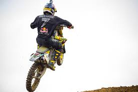 James Stewart In The Ama Pro Motocross 2014