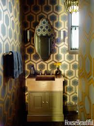 Wallpaper In Bathroom Ideas by 135 Best Bathroom Design Ideas Decor Pictures Of Stylish Modern