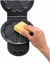 Tefal Sandwich Toaster Tefal Herzwaffeleisen Wm310d Edelstahl Schwarz Waffle Makers
