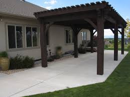 Solid Roof Pergola Kits by Western Timber Frame News Timber Projects Trade Shows And More