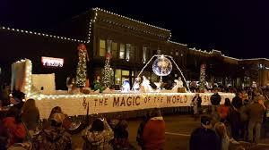 holiday magic festival of lights 2017 2017 christmas parade visit brookhaven mississippi