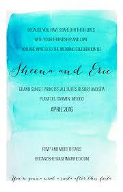 destination wedding invitation wording marialonghi com