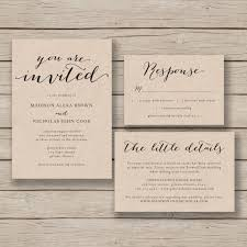 designs classic wedding invitation templates both parents with