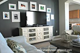 Grey Living Rooms by Grey Walls Living Room Images Dark Gray Accent Wall With White