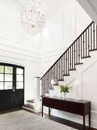 Kelly Deck Design Entrancesfoyers  Story Foyer Wall - Decorative wall molding designs