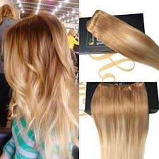 beaded hair extensions micro balayage ombre easy weft hair extensions