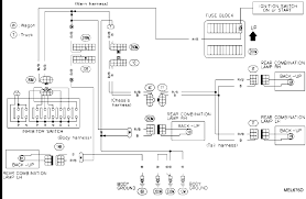 1999 nissan pathfinder fuse box wiring diagrams