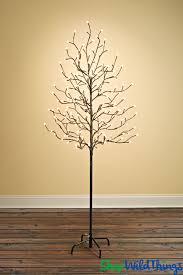 led light decor trees shopwildthings
