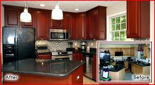 kitchen cabinet refacing cost brilliant cost to reface cabinets kitchen cabinet refacing bathroom