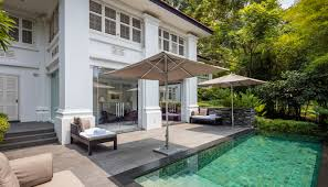 Backyard Staycations 10 Romantic Hotels For Staycations In Singapore The Singapore