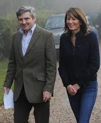 bucklebury middleton house carole middleton in clarence house announce the engagement of