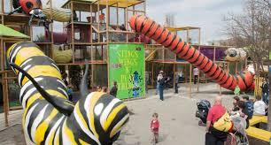 columbus zoo and aquarium rides and attractions
