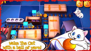 wake the cat full game walkthrough all levels mobile game youtube