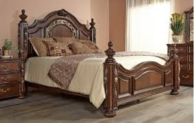 Verona Bed Frame 5870veronabed In By Fairfax Home Collections In El Paso Tx