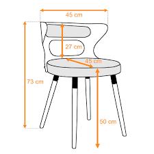 Esszimmerstuhl Jinte Esszimmerstuhl Stuhl Holzstuhl Stuhlgruppe Küchenstühle Designstuhl