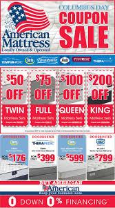 american mattress weekly sale weekly mattress sale american mattress