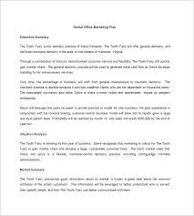 dental marketing plan template u2013 10 free sample example format