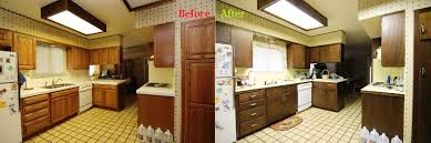 Kitchen Cabinet Refacing Before And After Reface Kitchen Cabinets U2013 A Cheap Way To Give A New Look To Your
