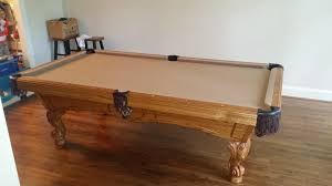 olhausen pool table legs olhausen montrachet pool table www everythingbilliards net