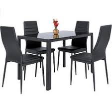 Black Dining Sets  Collections Sears - Black kitchen table