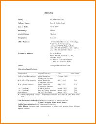 Example Resume For Teacher 100 Sample Resume Hindi Teacher Sample Resumer Resume Cv
