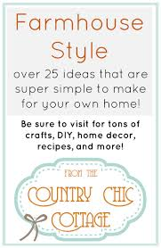 100 country crosses home decor home the deck house outside country crosses home decor farmhouse style decor and projects the country chic cottage