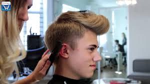 best haircut ever by slikhar tv youtube