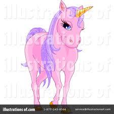 unicorn clipart 39227 illustration by pushkin