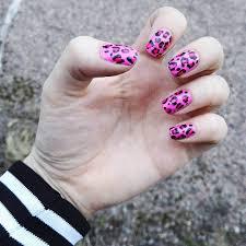 20 leopard nail designs ideas design trends premium psd