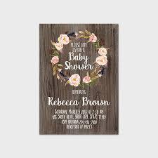 bohemian baby shower bohemian baby shower invitations kawaiitheo