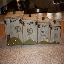 primitive kitchen canisters canisters amusing primitive kitchen canisters clear acrylic