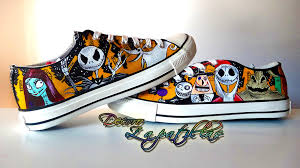 nightmare before custom shoes handmade by j on