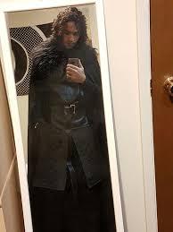 wholesale wholesale game of thrones cosplay costume men jon snow