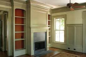 painting built in bookcases diy true value projects