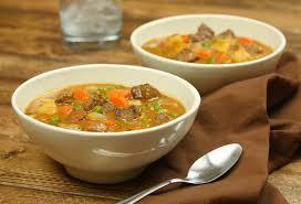slow cooker harvest beef stew