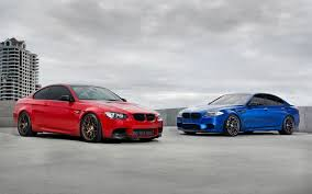 cars bmw red wallpaper f10 red blue cars roof buildings bmw m3 e92 m5 hd
