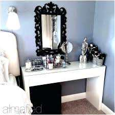 light up vanity table vanity desk with lights about home decor
