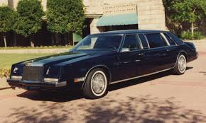 curbside classic 1984 chrysler executive limousine u2013 the ultimate