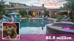 Homes For Sale Ball La by Ex Nba Player Kenyon Martin Buys A Sports Compound In Calabasas