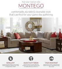 Haverty Living Room Furniture Havertys U2014 Montego Game Day Gathering