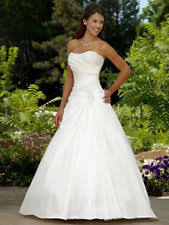 Wedding Dresses For Larger Ladies Plus Size Dresses Ebay