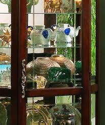 Corner Curio Cabinet Australia Corner Curio Cabinet In Medallion Cherry By Pulaski Home Gallery